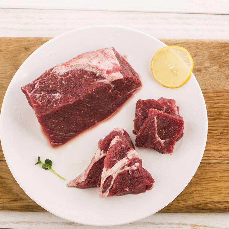 澳洲谷饲牛腩切块